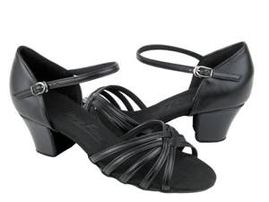 C802 Black Leather Great for Swing Dancing!