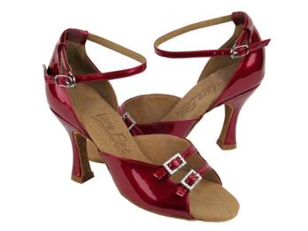 C1620 Red Patent Leather