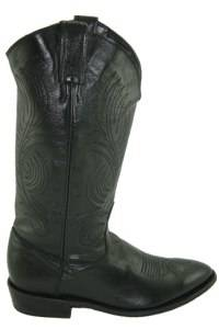 Debbie Dance Boot Black Leather: Only $199 plus Shipping $10