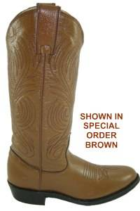 Dusti Dance Boot Skintone Leather: Only $199 plus $10 Shipping